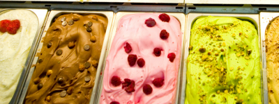 Generic Ice Cream Header 7